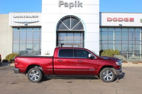 Pre-Owned 2019 RAM 1500 Limited 4 WHEEL Pickup - Full Size