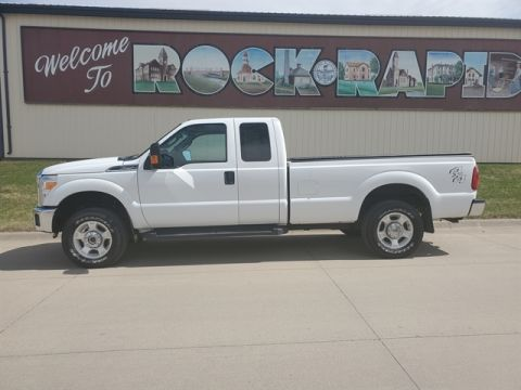 Pre-Owned 2016 FORD F-250 XLT 4 WHEEL Pickup - Full Size