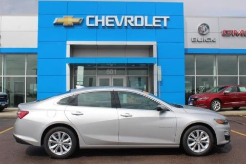 New 2020 CHEVROLET MALIBU LT FRONT WHEEL 4 Door
