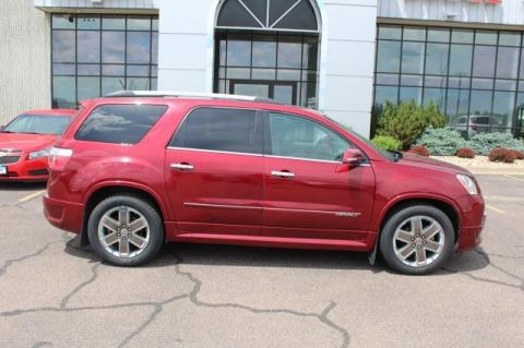 Pre-Owned 2011 GMC ACADIA Denali ALL WHEEL Sport Utility
