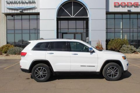 Pre-Owned 2018 JEEP GRAND CHEROKEE NOT SPECIFIED Crossover