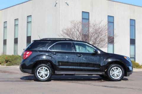 Pre-Owned 2017 CHEVROLET EQUINOX LT ALL WHEEL Sport Utility