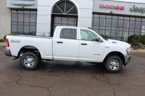 New 2020 RAM 2500 Tradesman 4 WHEEL Pickup - Full Size