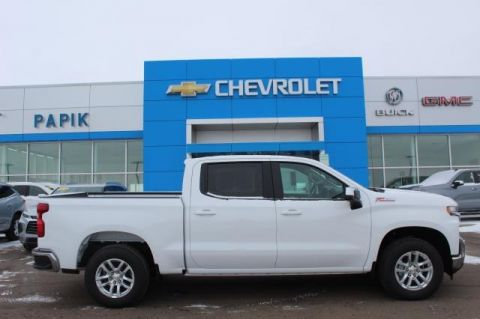 New 2020 CHEVROLET SILVERADO 1500 LT 4 WHEEL Pickup - Full Size
