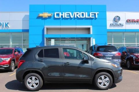 New 2020 CHEVROLET TRAX LS ALL WHEEL Sport Utility