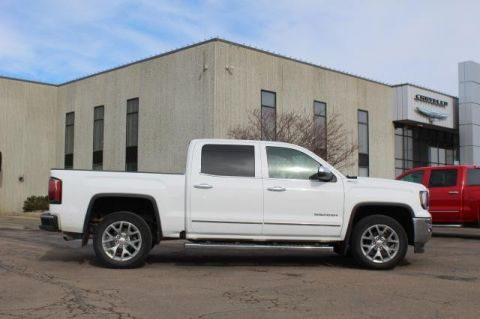 Pre-Owned 2018 GMC SIERRA 1500 SLT 4 WHEEL Pickup - Full Size