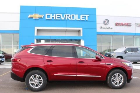 New 2020 BUICK ENCLAVE Essence ALL WHEEL Sport Utility